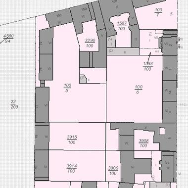 Vorschaugrafik zu Datensatz 'ATKIS Vorratsbehälter, Speicherbauwerk (Fläche)'